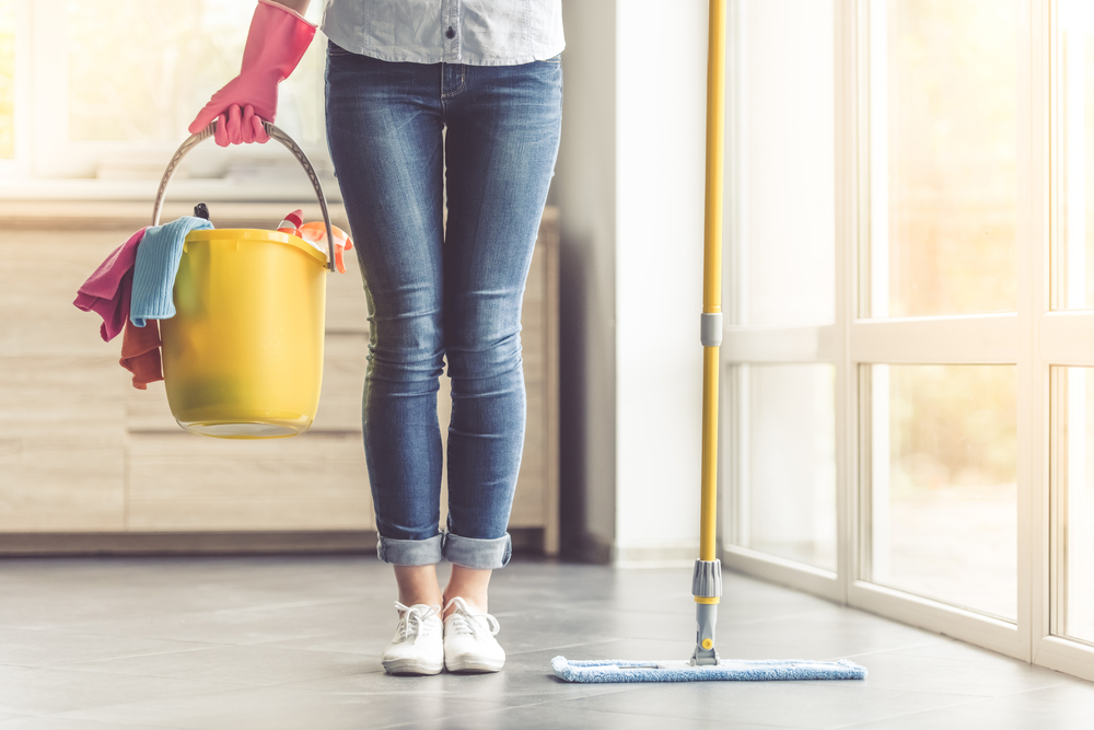 Spring Cleaning for Your Home - Zanjani Cleaning Service - Residential Cleaning Calgary