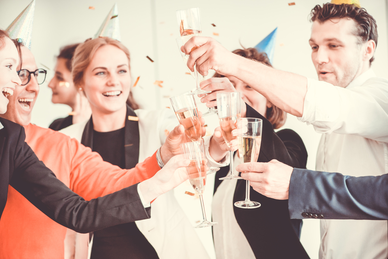 Leave the Holiday Party Clean Up to Us! - Zanjani Cleaning Service - Cleaning Service Calgary