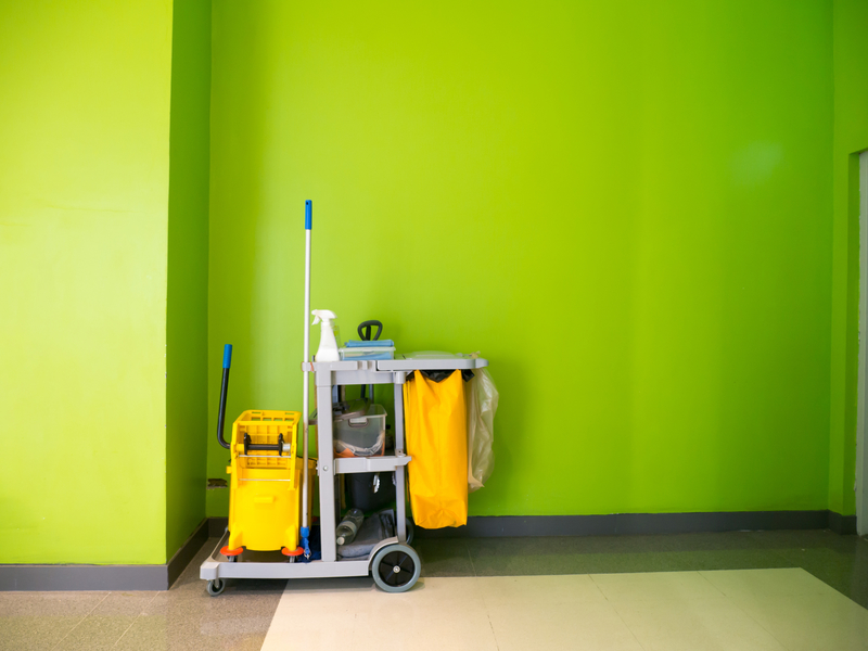 Clear the Air: Why Spring Is the Time for Commercial Cleaning - Zanjani Cleaning Service - Commercial Cleaning Service Calgary