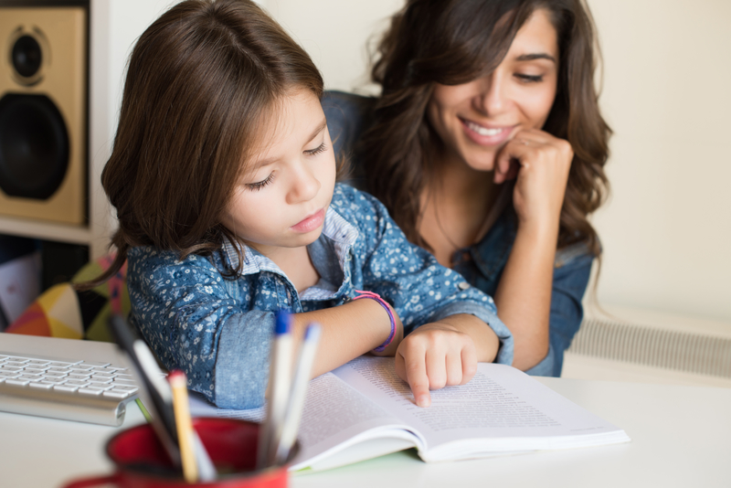 "Get Your Child Back-to-School Ready with a Clean ""Homework Zone"" - Zanjani Cleaning Service - Cleaning Service Calgary"