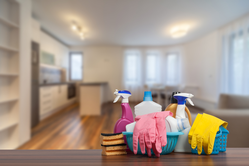 What Type of Cleaning Schedule Works for You - Zanjani Cleaning Service - Commercial Cleaning Services - Featured Image