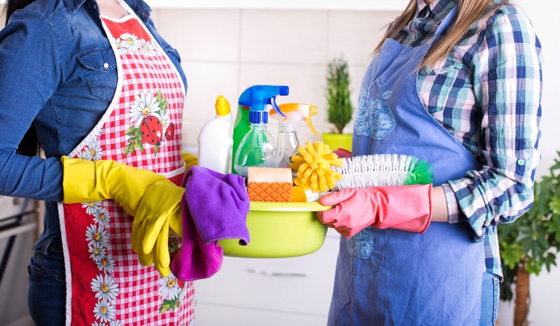 Give the Gift of Time - Zanjani Cleaning Service - Commercial Cleaning Service - Featured Image