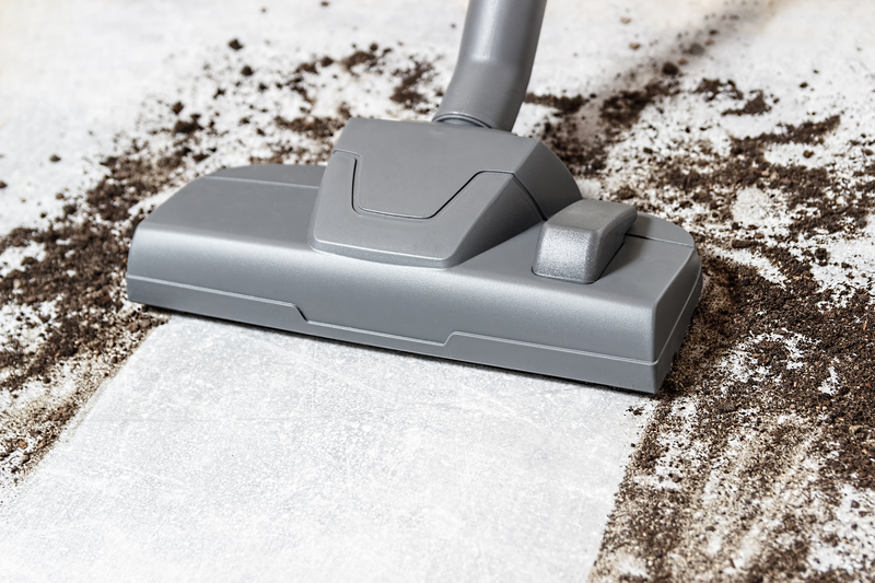 Benefits of Carpet Cleaning - Zanjani Cleaning Service - Carpet Cleaning - Featured Image