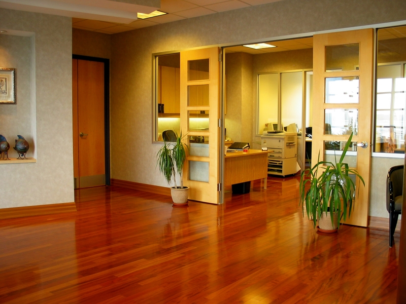 Why Strip and Wax Your Commercial Floors? - Zanjani Cleaning Service - Commercial Cleaning Company - Featured Image