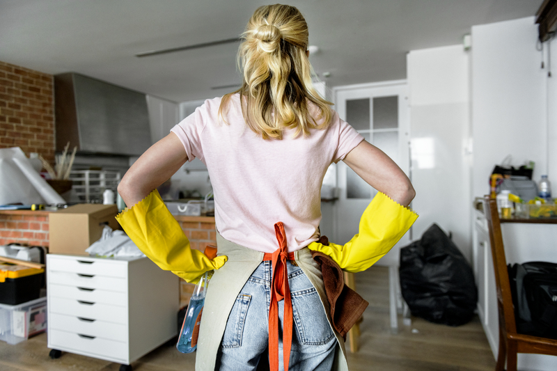 How to plan a condo cleaning schedule - Zanjani Cleaning Service - Commercial Cleaning Services - Featured Image