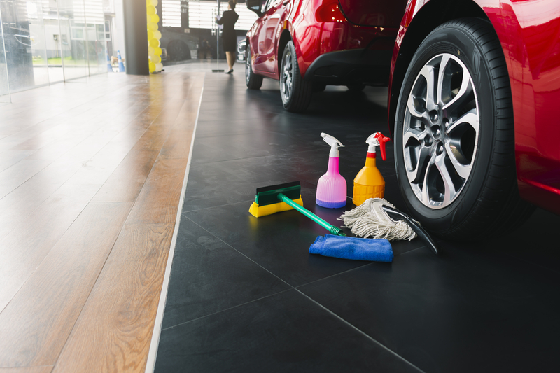 Car Dealership Services - Zanjani Cleaning Service - Commercial Cleaning Company - Featured Image