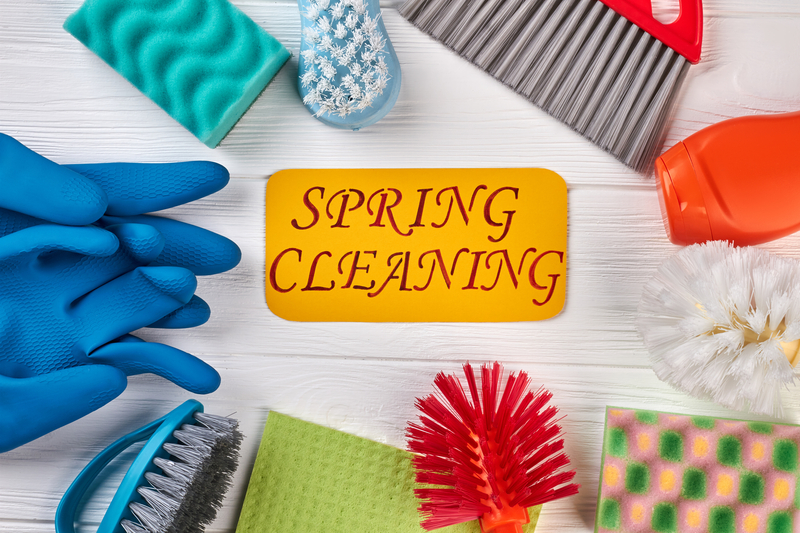 Spring Cleaning & You - Zanjani Cleaning - Commercial Cleaning Company - Featured Image
