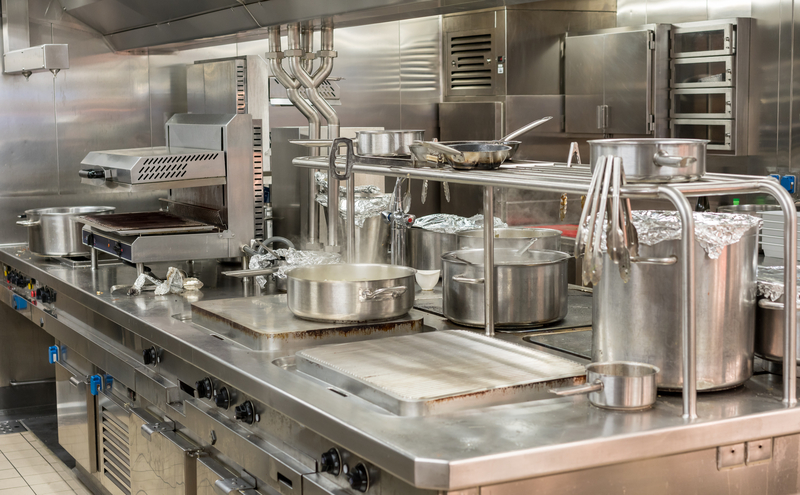 Tips for Cleaning Your Commercial Kitchen