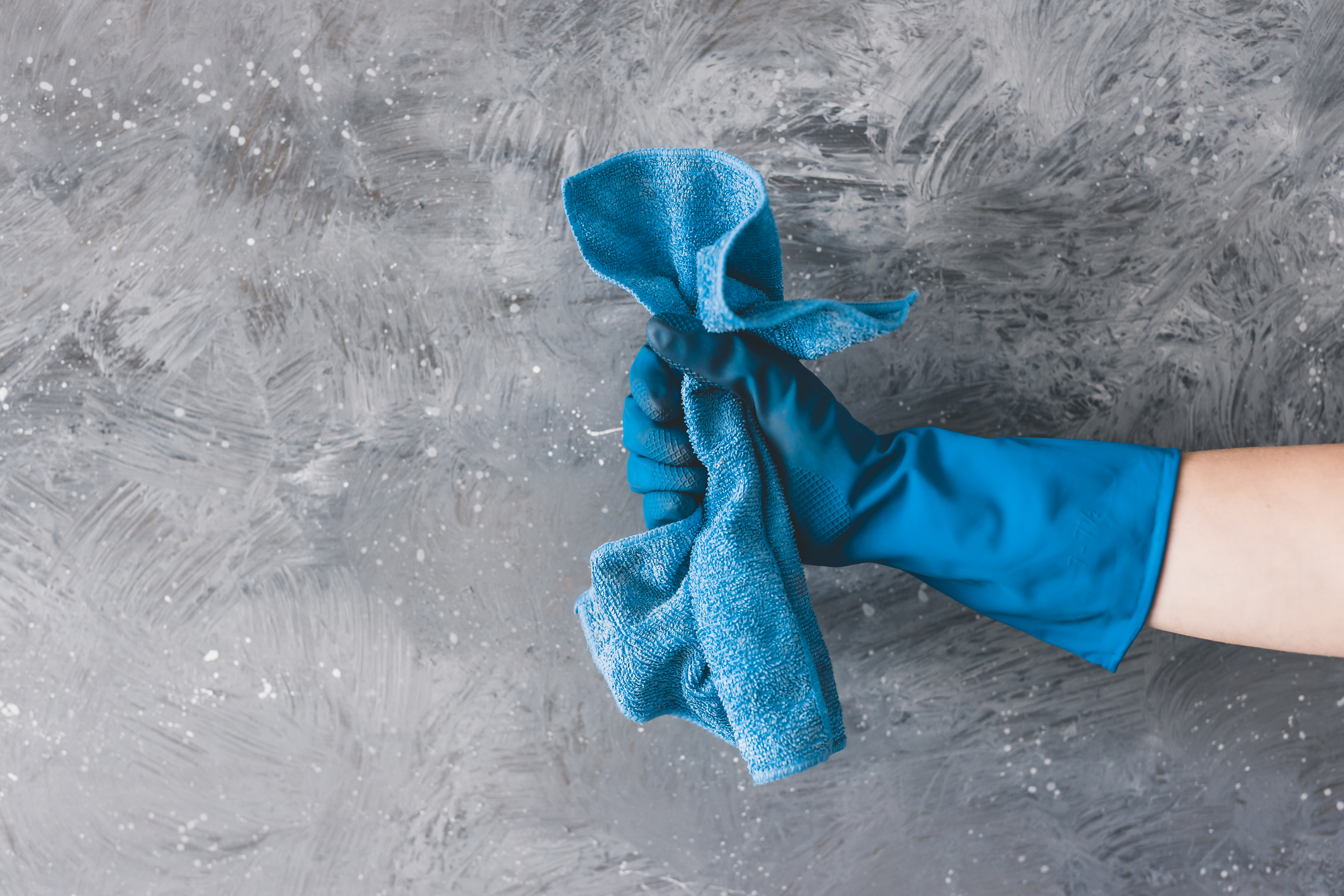 Combating Cold & Flu Season through Cleaning